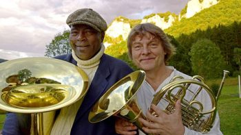 Permalink zu:Jazz im tif, Mi. 7.3.: Duo Shilkloper / Sass