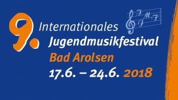 Permalink zu:9. Internationales Jugendmusikfestival Bad Arolsen
