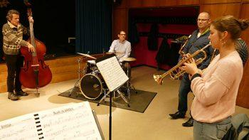 Permalink zu:Jazz Workshop mit Berthold Mayrhofer, Mi. 12.12.